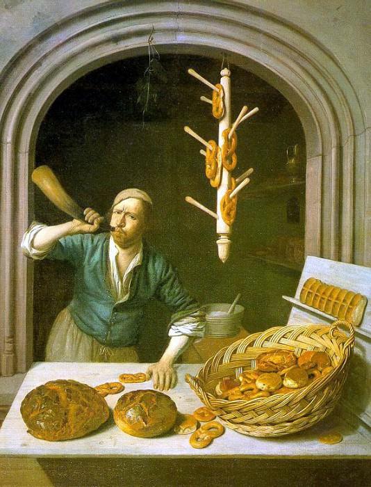 Беркхейде, Иов А́дриансзон - Пекарь. Голландские художники