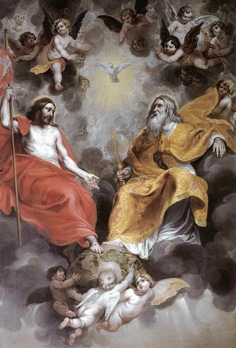 BALEN Hendrick van Holy Trinity. Голландские художники