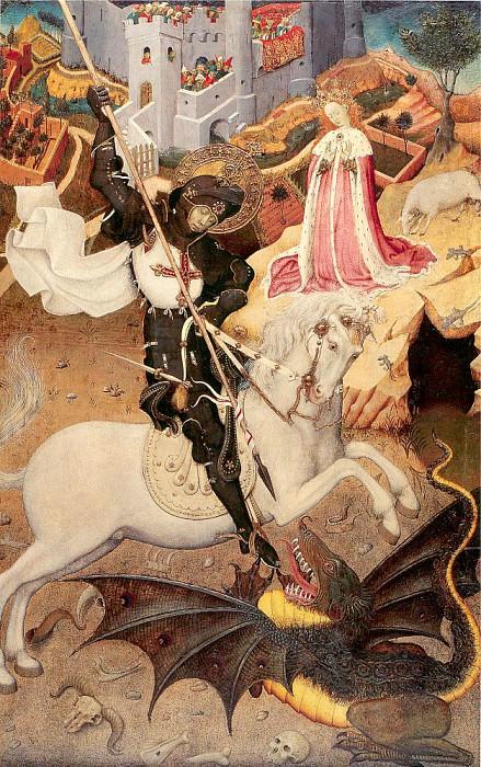 Martorell, Bernardo (Spanish, active 1427-1452). Spanish artists