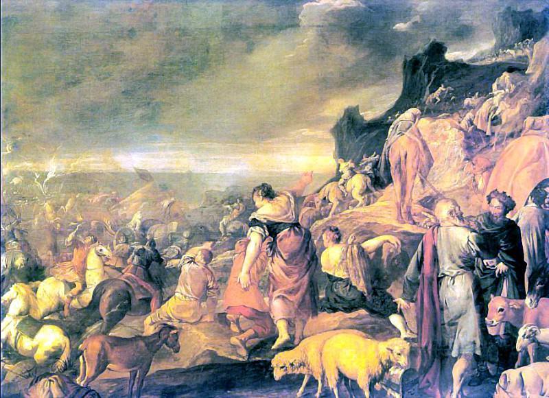 March, Esteban (Spanish, 1600-1660). Spanish artists