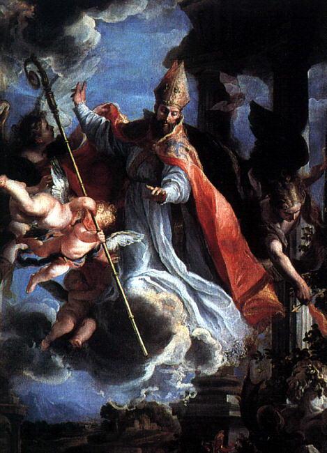 Coello, Claudio (Spanish, 1642-1693)1. Испанские художники