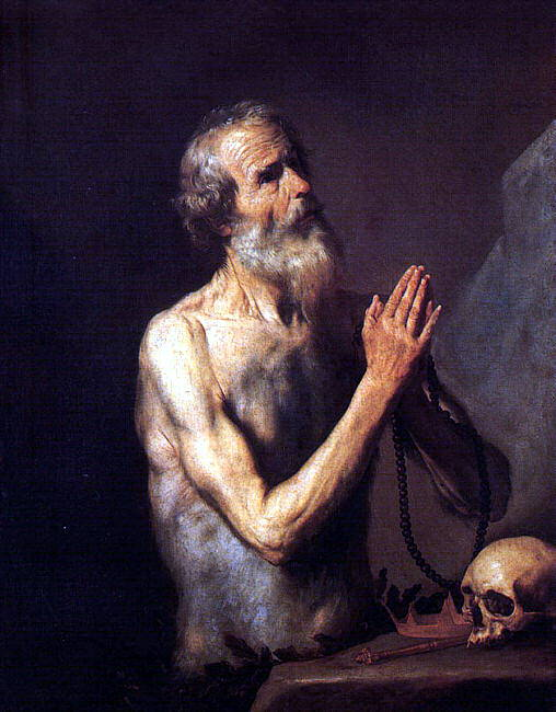 Ribera, Jusepe de (Spanish, 1591-1652)2. Испанские художники
