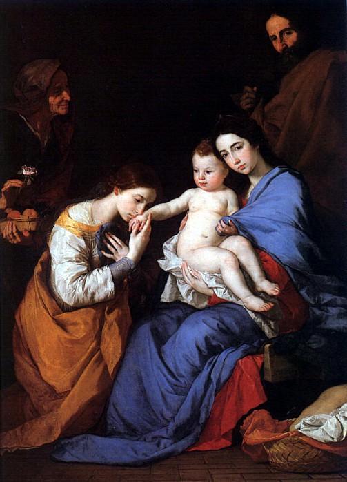 Ribera, Jusepe de (Spanish, 1591-1652). Spanish artists