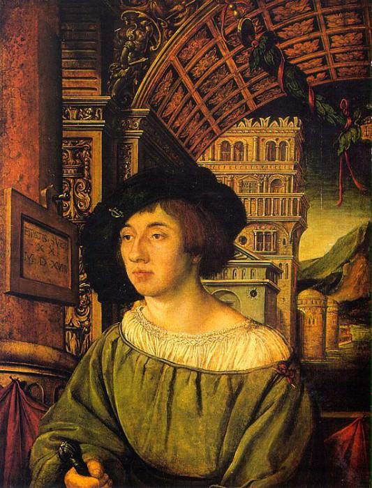 Hogers, Jacob. Испанские художники