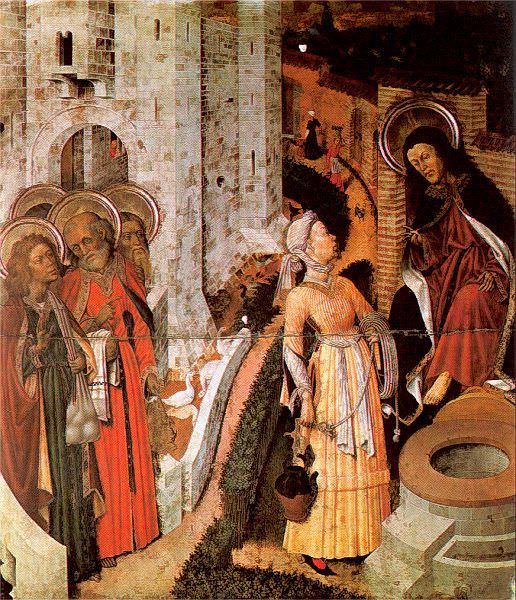 Martorell, Bernardo (Spanish, active 1427-1452)5. Spanish artists