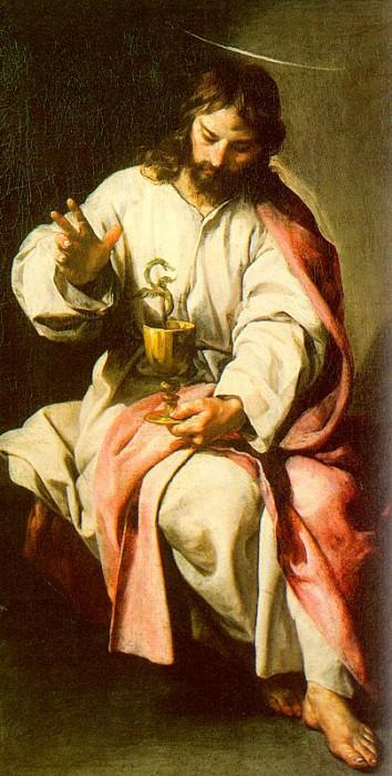 Cano, Alonso (Spanish, 1601-67)2. Испанские художники