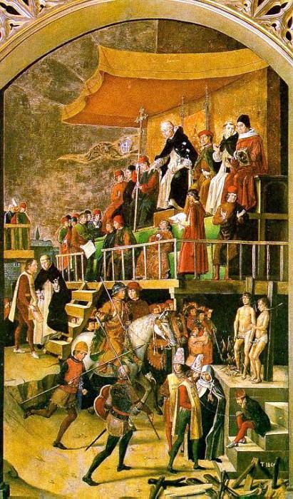 Berruguette, Pedro (Spanish, approx. 1450-1504). Spanish artists