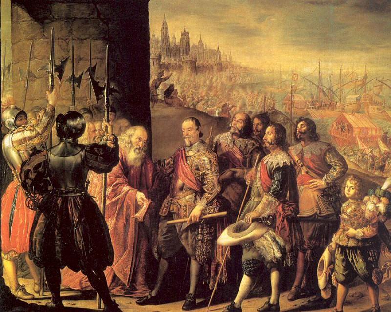 Pereda, Antonio de (Spanish, 1608-1678). Spanish artists