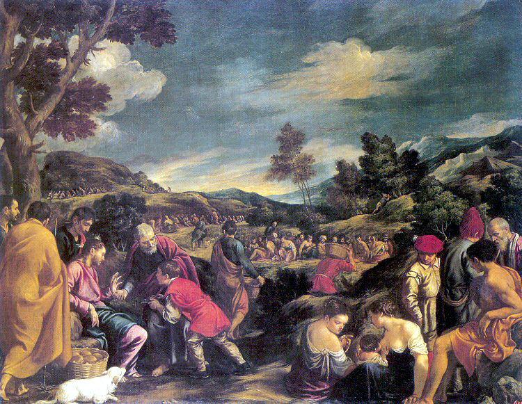Orrente, Pedro (Spanish, Approx. 1570-1645). Spanish artists