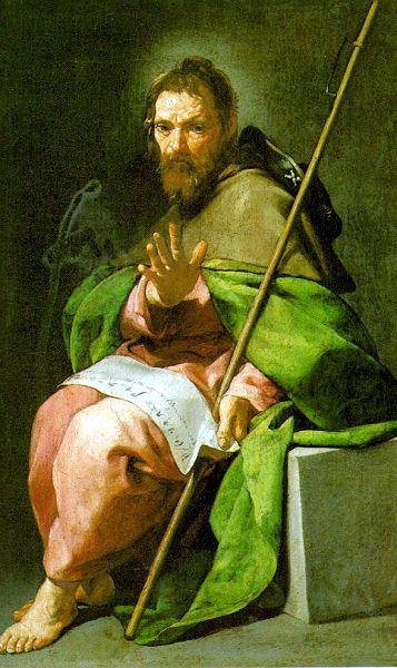 Cano, Alonso (Spanish, 1601-67)4. Испанские художники