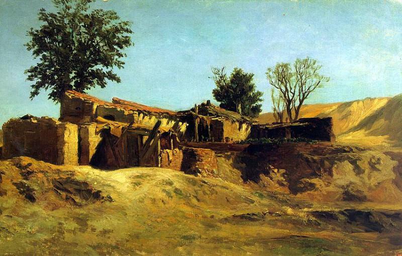 Haes, Carlos de (Spanish, 1826-1868)1. Испанские художники