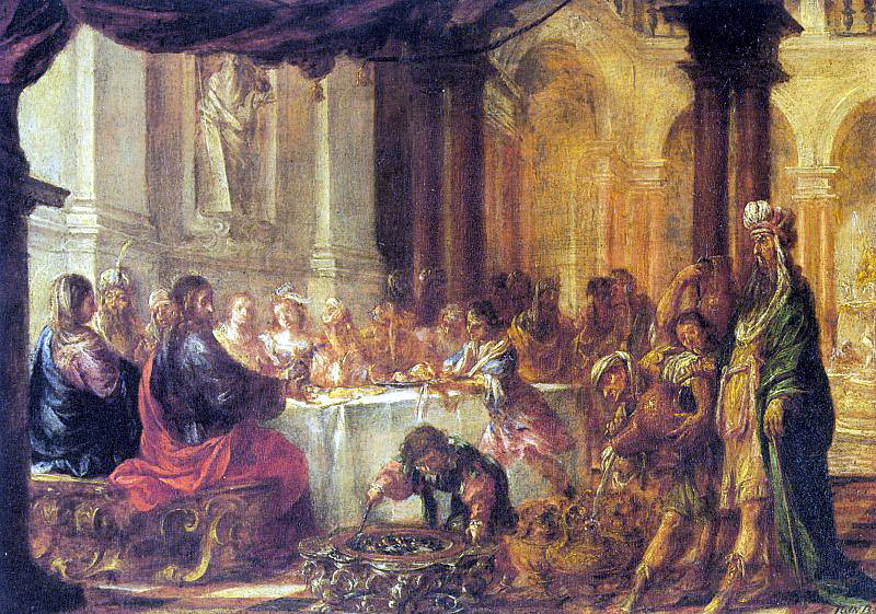 Leal, Juan de Valdes (Spanish, 1622-1690). Испанские художники