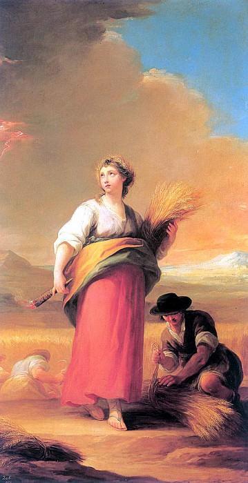 Maella, Mariano Salvador (Spanish, 1739-1819). Spanish artists