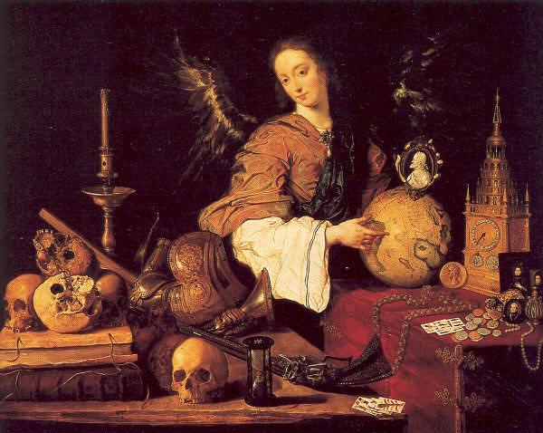Pereda, Antonio de (Spanish, 1608-1678)3. Spanish artists