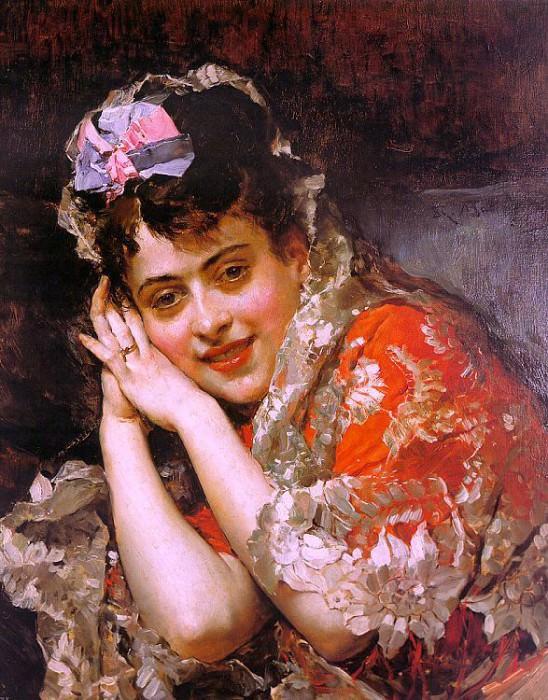 Garreta, Raimundo de Madrazo y (Spanish, 1841-1920)1. Spanish artists