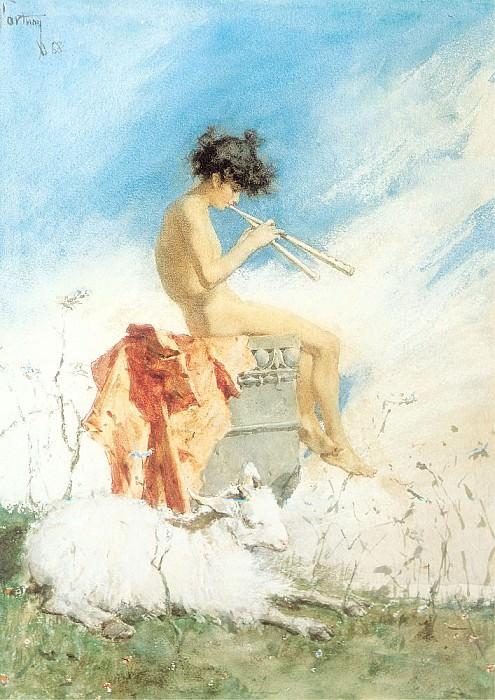 Marsal, Mariano Fortuny y (Spanish, 1838-1874). Испанские художники