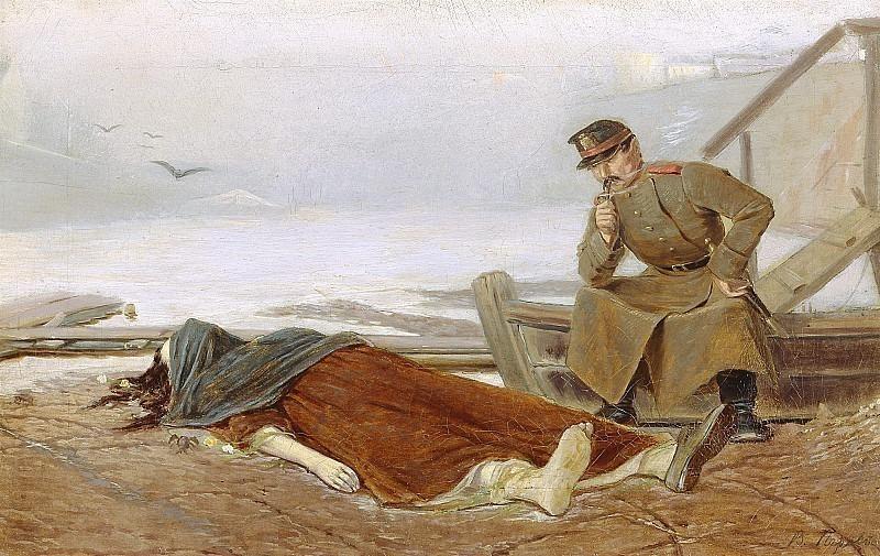 Утопленница. Василий Григорьевич Перов