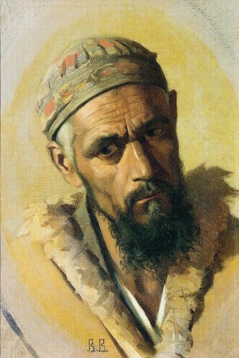 Lully (Gypsies). 1867-1868. Vasily Vereshchagin