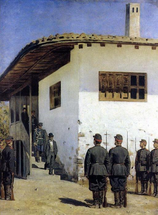 Шпион. 1878-1879. Василий Васильевич Верещагин