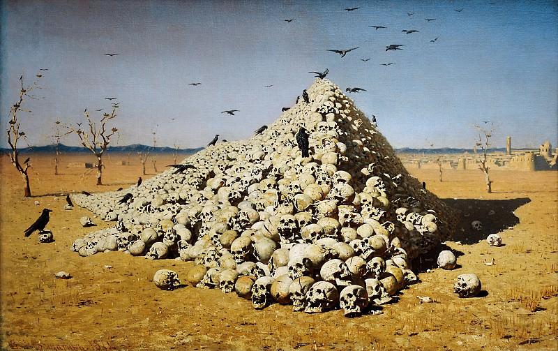 Apotheosis of War. Vasily Vereshchagin