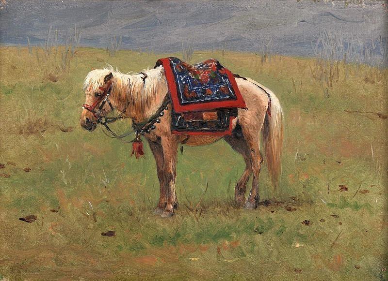 Гималайский пони. Василий Васильевич Верещагин
