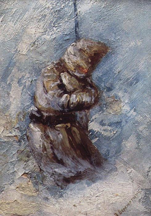 At Shipka all is quiet. . 1878-1879. Vasily Vereshchagin