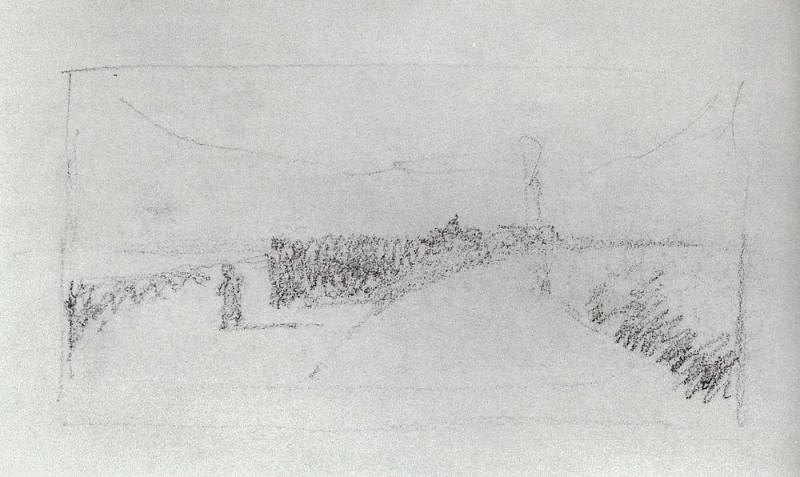 On the high road. Retreat, retreat. 1887-1895. Vasily Vereshchagin