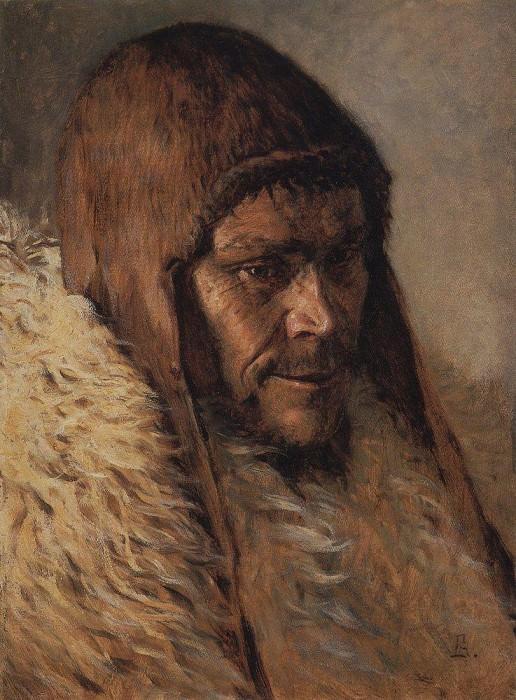 Zyryanin. 1893-1894. Vasily Vereshchagin