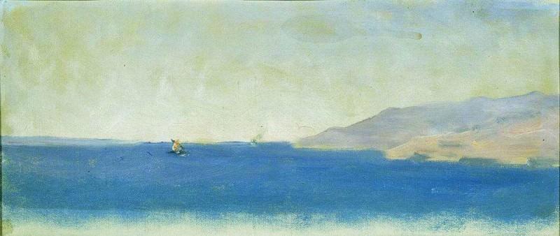 Sea. Vasily Vereshchagin
