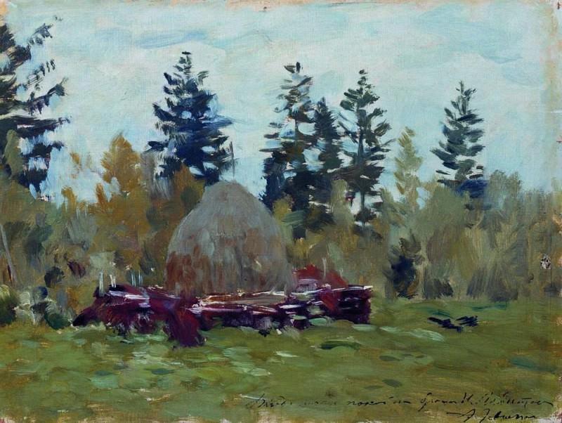 Rick. 1894. Isaac Ilyich Levitan