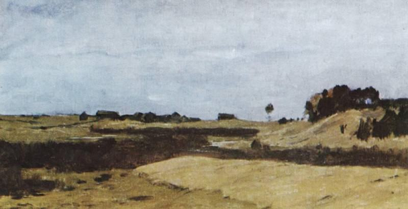 Paul 2. 1899. Isaac Ilyich Levitan