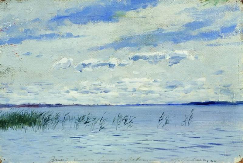 Lake 1. Isaac Ilyich Levitan