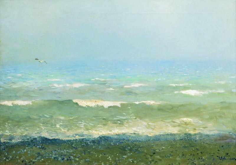 Mediterranean Sea. 1890. Isaac Ilyich Levitan