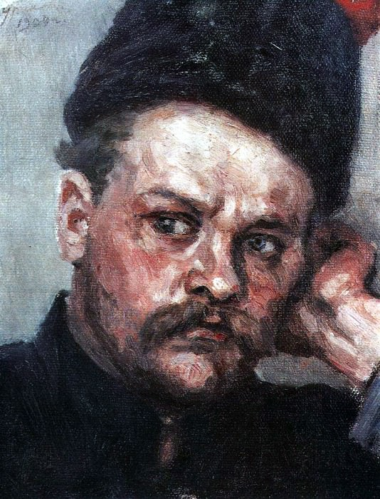 Razin. 1909. Vasily Ivanovich Surikov
