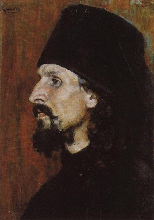 Монах. 1900-е. Василий Иванович Суриков