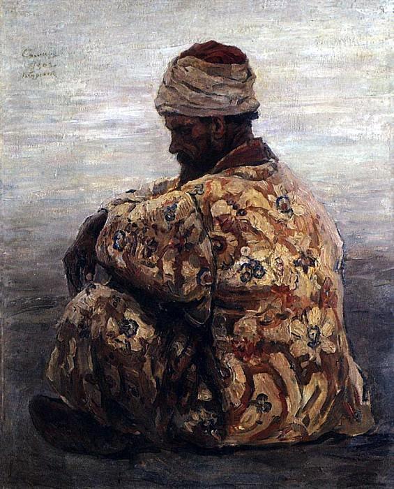 Pers. 1902. Vasily Ivanovich Surikov