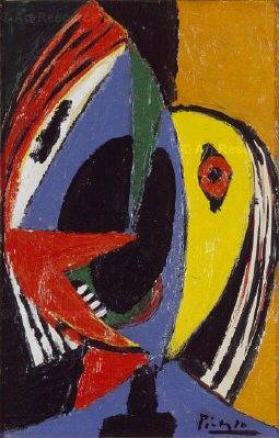 1929 Buste de femme. Pablo Picasso (1881-1973) Period of creation: 1919-1930