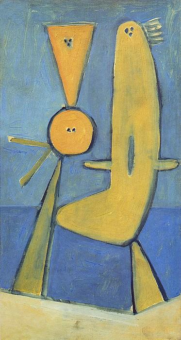 1928 Couple au bord de la mer. Pablo Picasso (1881-1973) Period of creation: 1919-1930 (Sur la plage)