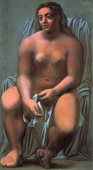 1921 Grande baigneuse. Pablo Picasso (1881-1973) Period of creation: 1919-1930