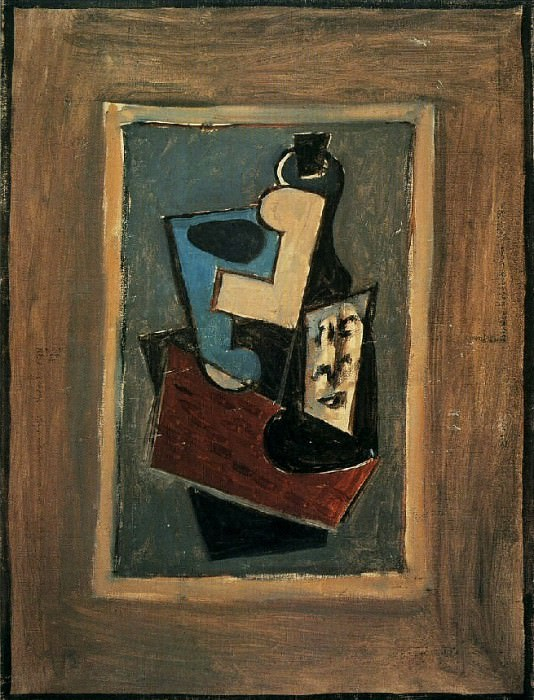 1919 Nature morte3. Pablo Picasso (1881-1973) Period of creation: 1919-1930
