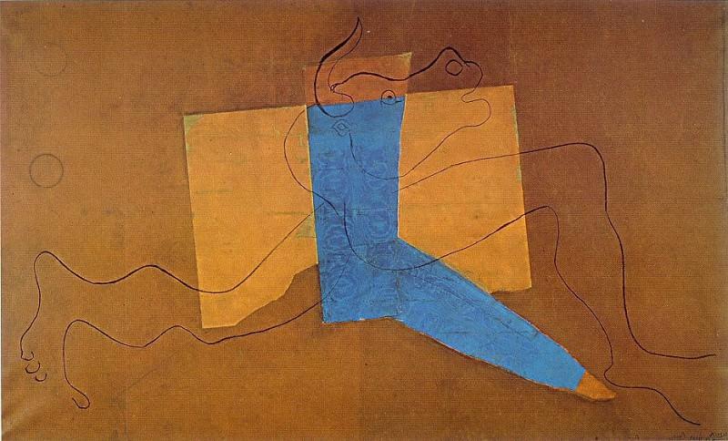 1928 Le Minotaure. Pablo Picasso (1881-1973) Period of creation: 1919-1930