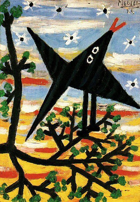 1928 Loiseau. Pablo Picasso (1881-1973) Period of creation: 1919-1930