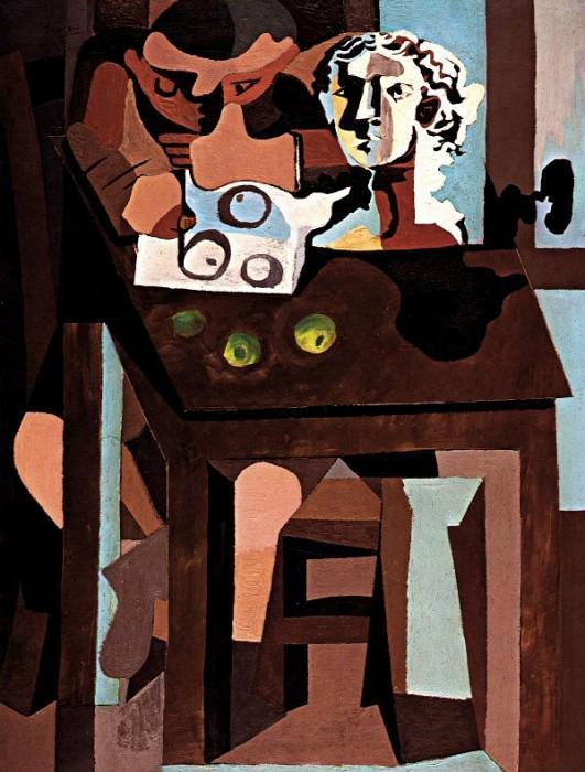 1925 La leЗon de dessin. Pablo Picasso (1881-1973) Period of creation: 1919-1930