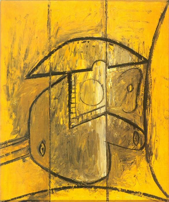 1928 Figure. Pablo Picasso (1881-1973) Period of creation: 1919-1930