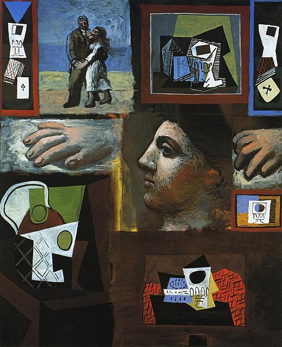 1920 Рtudes. Pablo Picasso (1881-1973) Period of creation: 1919-1930