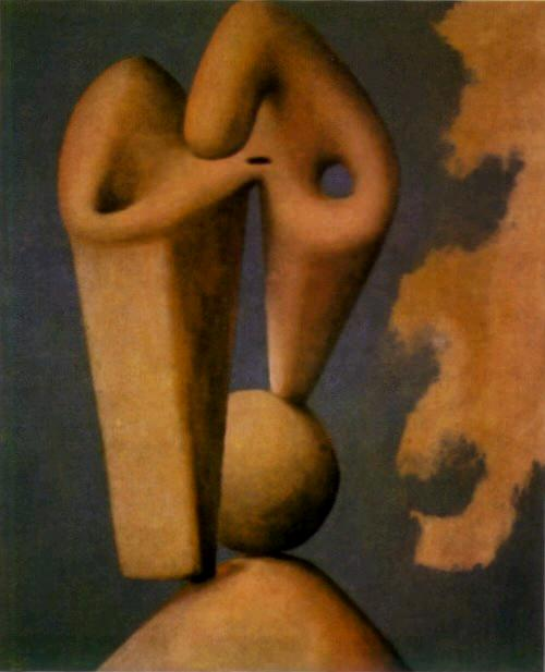 1929 TИte. Pablo Picasso (1881-1973) Period of creation: 1919-1930