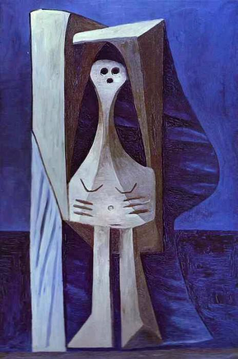 1929 Grande baigneuse. Pablo Picasso (1881-1973) Period of creation: 1919-1930