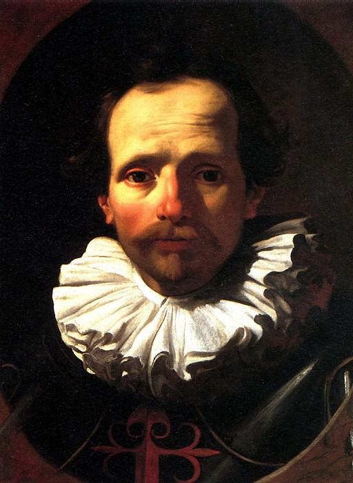 ВУЭ СИМОН - Принц Маркантонио Дориа, 1621.. Louvre (Paris)