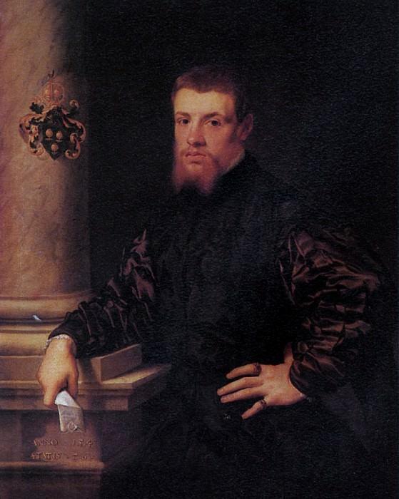 ФОН КАЛЬКЕР ЙОХАН СТЕФАН, ПРОЗВАННЫЙ ДЖОВАННИ КАЛЬКАР - Мельхиор фон Браувайлер, 1540. Louvre (Paris)