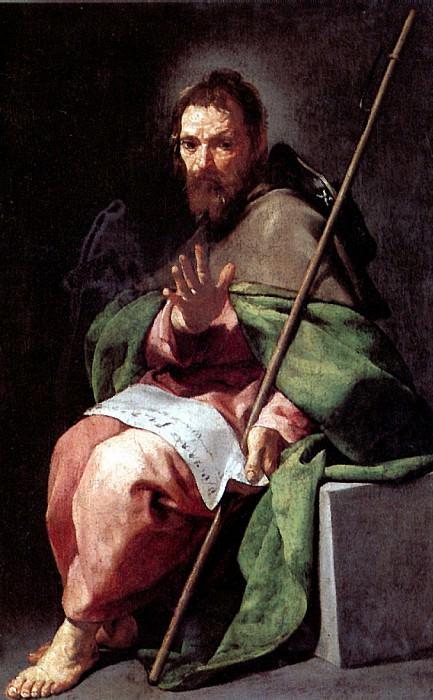 КАНО АЛОНСО - Св. Иаков Старший.. Louvre (Paris)